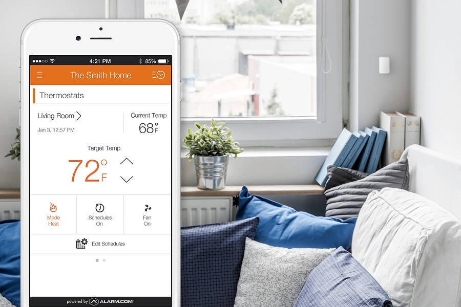 Enjoy the Safety and Convenience of a Total Home Control System