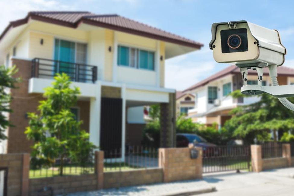 Are Your Home Security IP Cameras Protected?