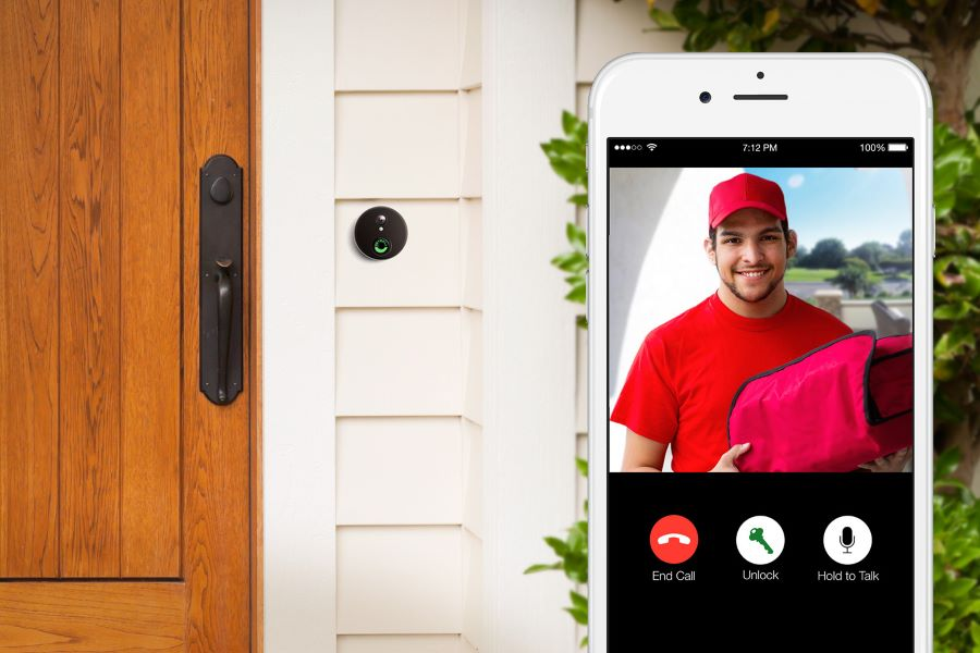 Today's High-Tech, Integrated, Smart Home Alarm Systems